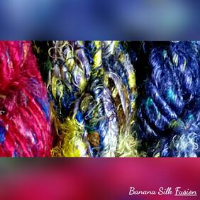 Banana Silk Fusion Yarn